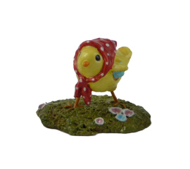A-02 Little Chick with Kerchief