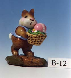 B-12 Tiny Easter Bunny