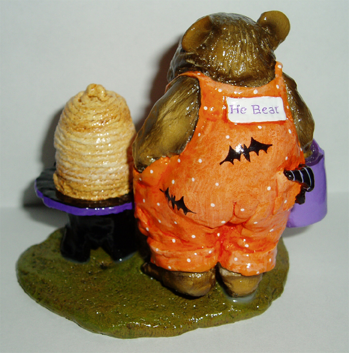 BB-11 Honey Bear
