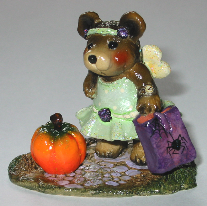 BB-15 Halloween Fairy Bear