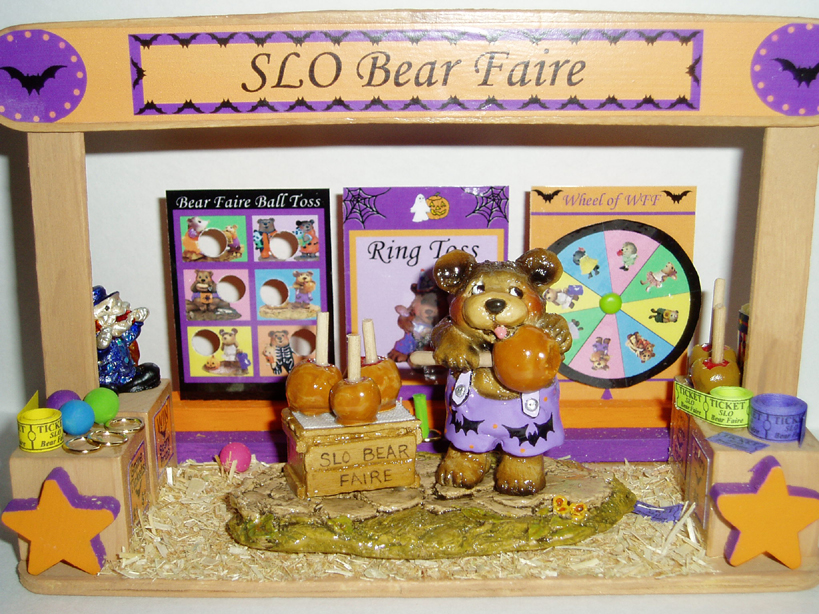 BB-16 The Bear Faire