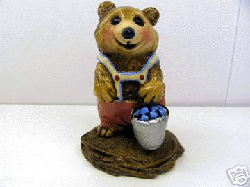 BR-03 Boy Blueberry Bear