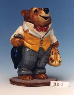 BR-05 Traveling Bear