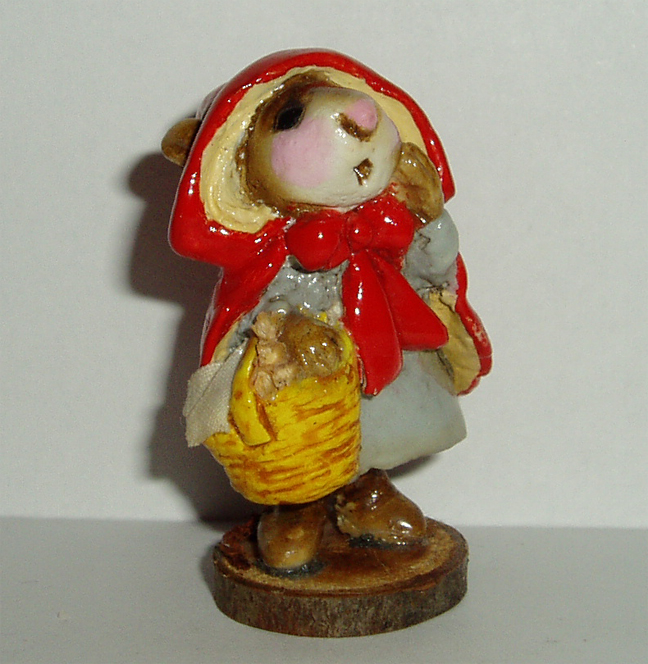 FT-02 Little Red Riding Hood Mouse