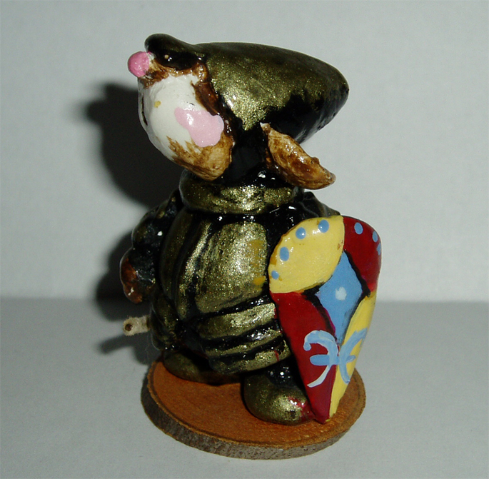 M-004 Good Knight Mouse