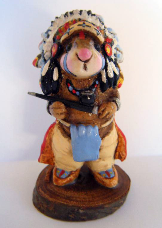M-026 Chief Nip-a-Way Mouse