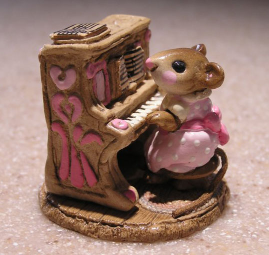 M-030 Mouse Pianist