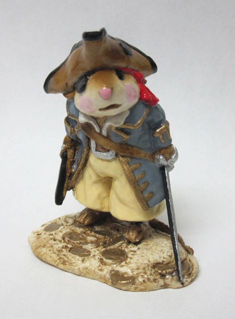 M-047 Pirate Mouse (Later)