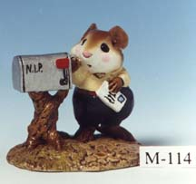 M-114 Pen Pal Mousey