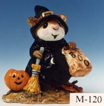M-120 Witchy Boo!