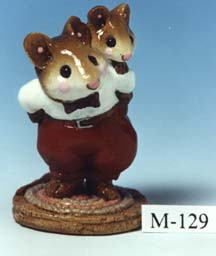 M-129 Piggy-Back Mousey