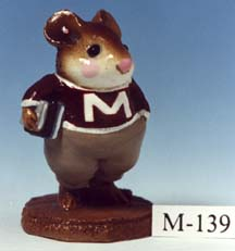 M-139 Mouse on Campus