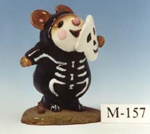 M-157 Skeleton Mousey