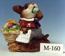 M-160 Mousey's Easter Basket