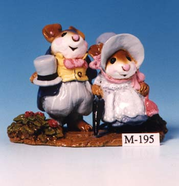 M-195 Lord & Lady Mousebatten