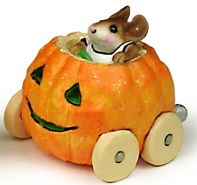 M-242 Pumpkinmobile