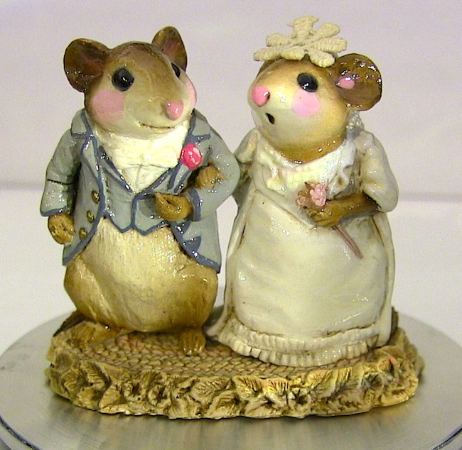 M-024 Wedding Mice (Early)
