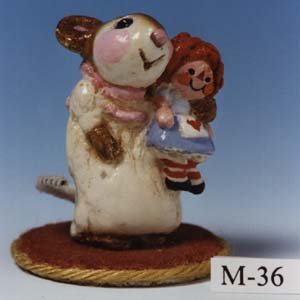 M-036 Raggedy and Mouse
