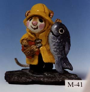 M-041 Fisher Mouse