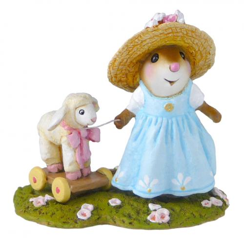 M-445b Mary's Little Lamb