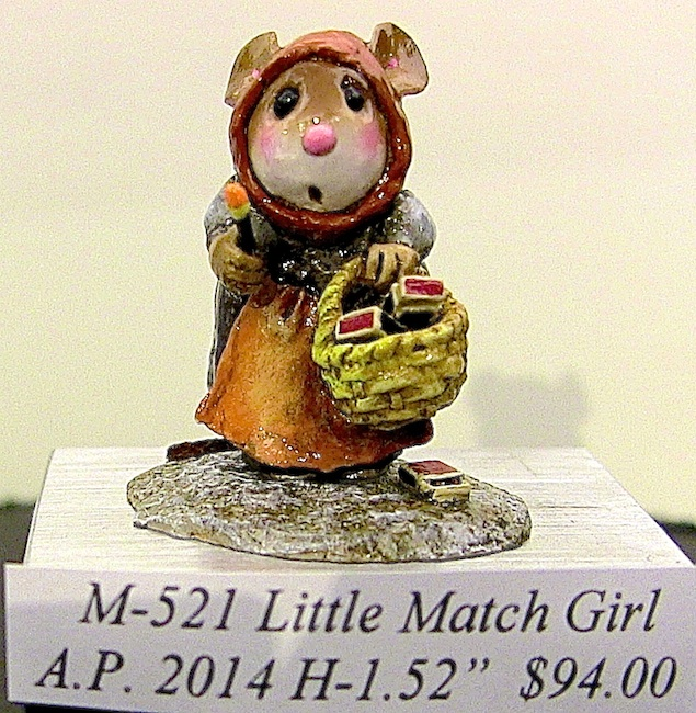 M-521 Little Match Girl