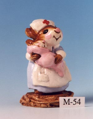 M-054 Nurse Mousey