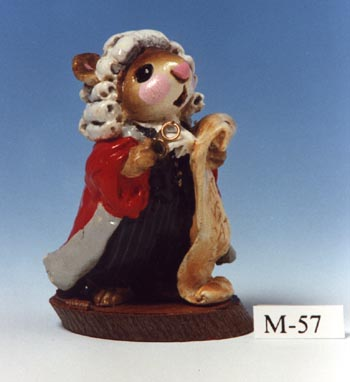 M-057 Barrister Mouse