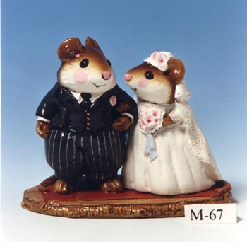 M-067 Wedding Mice (Later)