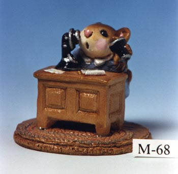 M-068 Office Mousey