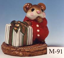 M-091 Merry Chris-Mouse