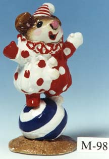 M-098 Clown Mouse