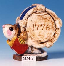 MM-03 Mouse Carrying Large Drum