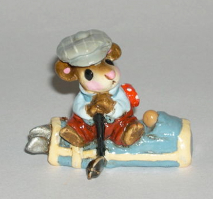 MS-07 Golfer Mouse (Early)