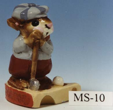 MS-10 Golfer Mouse (Later)