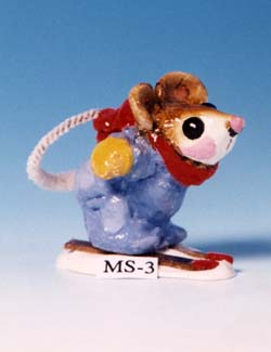 MS-03 Mouse Skier