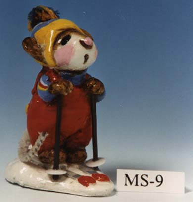 MS-09 Skier Mouse (Early)
