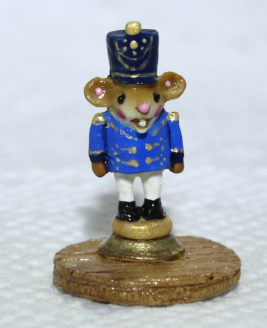 NC-2z Tiny Mouse Nutcracker