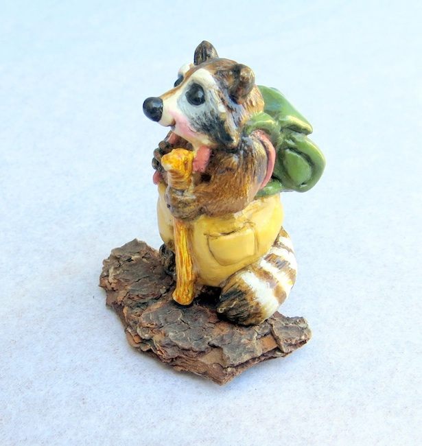 RC-2 Hiker Raccoon