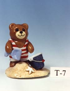 T-07 Seaside Teddy