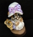 M-015a Mrs. Mouse with Hat