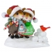M-456a Christmas Couple