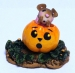 M-473ca Itty Bitty Pumpkin Girl