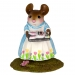 M-570a Mom's Easter Bunny-Cake